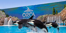 TWO 1 Day Tickets Seaworld San Diego Theme Park