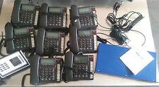 Splicecom System x 8 Phones PCS520  1x PCS560 1x Call Server Maximiser 4140