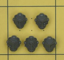 Warhammer 40K marines espaciales Gris Caballeros Terminator cascos