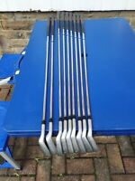 Ben Sayers  Powerpact Oversize Golf clubs 3-9 + P +S
