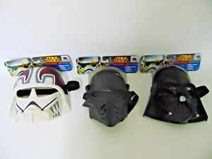 Hasbro Star Wars Maske Karneval Fasching Kostüm Vader Inquisitor Bridger