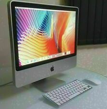 "APPLE iMAC 20"" DESKTOP PC ALL IN ONE 2GB RAM A1224 MINT CONDITION 250GB"