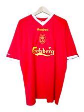 Liverpool UEFA Cup shirt 2001-2003 (XL)