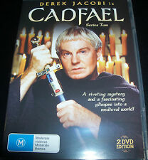 Cadfael Derek Jacobl Is Series Season 2 (Australia Region 4) 2 DVD - Like New