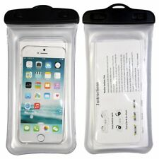 Waterproof Floating Case Cover For Apple Android Samsung Phone Touch Sensitive
