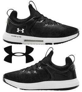 Under Armour Women's HOVR Rise 2 Running Sneakers Sport Gym Shoes Black