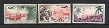 Comoro Islands - Sc# C1 - C3 MH        /       Lot 0420607