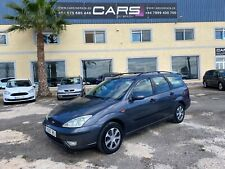 FORD FOCUS ESTATE 1.6 AMBIENT SPANISH LHD IN SPAIN 95000 MILES NEW ITV 2002