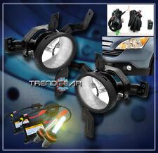 FOR 2007-2009 HONDA CR-V CRV BUMPER DRIVING FOG LIGHT LAMP W/SWITCH+3K XENON HID