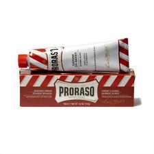 Proraso Eucalyptus and Menthol Shaving Cream 150ml Green Tube