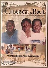 Charge & Bail Part 1 & 2 DVD Nigerian Drama Chinedu Izedieze Osita Iheme