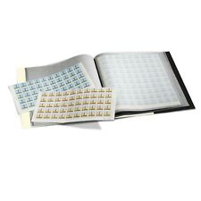 New Stamp Mint Sheet File Album 24 Full Sheets Lighthouse BOGA1 250 x 300 mm US