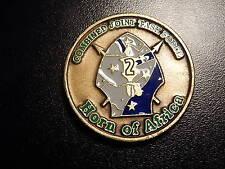 COMBINED JOINT TASK FORCE HORN OF AFRICA MEDAL!  KK18DQS1