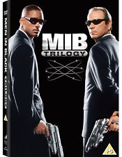 Men in Black Trilogy [DVD] Box Set Will Smith, Tommy Lee-Jones New MiB 1-3