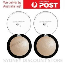 BULK SALE ELF E.L.F. Studio Baked Highlighter Blush powders x 2 VALUE PACK