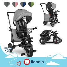 Lionelo Tris dreirad laufrad 1,5+ jahr Kinderdreirad Lenkstange Baby Kinderwagen
