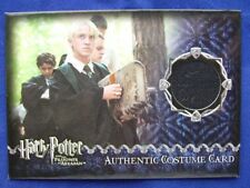 Harry Potter Prisoner Azkaban Update Draco's Black Robe Costume Card HP #504/628