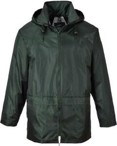 Plus Size Rain Jacket Men Womens Waterproof Hooded Unisex XL 2XL 3XL 4XL 5XL 6XL