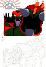 ACH29032 Transformers Beast Wars Anime Production Cel + Douga