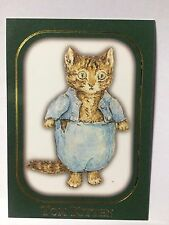 1996 Tempo Beatrix Potter Trading Cards CH3 Tom Kitten Character Card