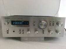 PIONEER SA-7800 Stereo Amplifier Vintage 1979 130 Watts RMS  High End Blue Line