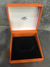 Authentic Hermes Square Bracelet / Bangle Empty Box