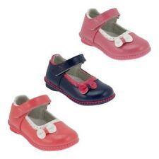 Calzado de niña sandalias azul sintético