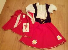 New World Book Day Costume Little Red Riding Hood (Size 14/16), (Euro size 44)