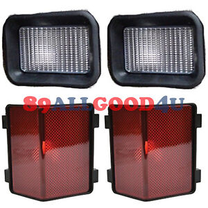 Tail Rear Light Kit Lamp Assembly For Bobcat 773 F-C Series Skid Steer