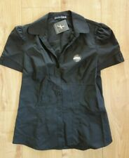 Atmosphere Black Ladies Blouse Size 12 - new with tags