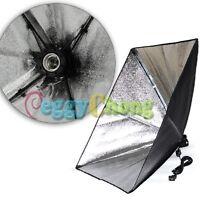 50cm x 70cm 50*70cm Photo Video Studio E27 Continuous Light Lighting Softbox