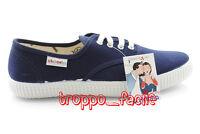 P12 scarpe uomo/donna VICTORIA sneakers shoes 06613 MARINO BLU