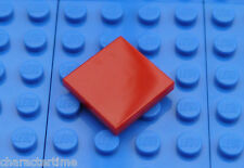 Lego 3068 2x2 Tile Red X 10 **Brand New Lego**