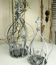 Markenlose Deko-Kerzenständer & -Teelichthalter aus Metall