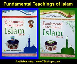 Fundamental Teachings of Islam (Part 1,2,3) Learn the Teachings is Islamic (New)