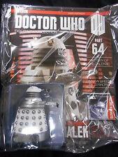 "DOCTOR WHO FIGURINE COLLECTION #64 ""SUPREME DALEK NEW PARADIGM"" (EAGLEMOSS)"