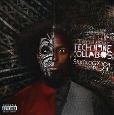 Tech N9ne Collabos: Sickology 101 Explicit Lyrics Audio CD