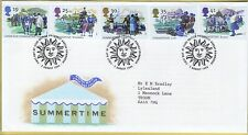 1994 Four Seasons SUMMERTIME EVENTS  First Day Cover excellent condition