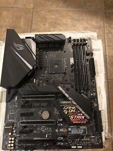 Asus ROG Strix x470-f gaming - with 970 evo 500 GB