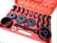 NEW 23pc Wheel Bearing Removal Installation Tool Kit Front Universal press pull