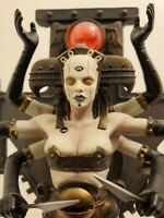 BROM SOUL FORGE SPECIAL LIMITED STATUE WITH SIGNED ART PRINT