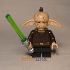Lego Custom Even Piell Star Wars Jedi Minifigure BRAND NEW cus248
