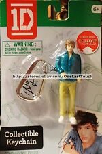 ONE DIRECTION Collectible LIAM Figurine CARABINER/KEYCHAIN 1D (carded) Ages 6+