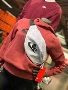 Nike Unisex Heritage Hip Pack Crossbody Bag CK0981-510/013 NEW