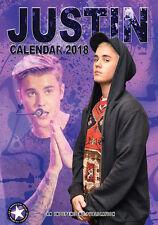 Justin Bieber Calendar 2018 (Dream) NEW