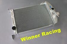 aluminum radiator fit Ford hot/street rod car truck/pickup 33-35 w/chevy 350 V8