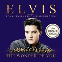 The Wonder of You: Elvis Presley with The Royal Philharmonic Orchestra (CD) NEW