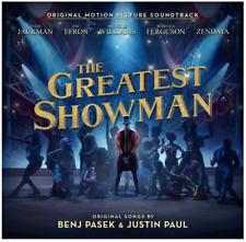 The Greatest Showman (CD) • NEW • Soundtrack, Hugh Jackman, Zac Efron, PT Barnum