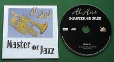 Al Hirt Master Of Jazz inc Moonglow / Tuxedo Junction + CD