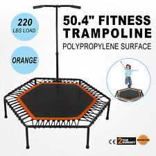 """Mini Trampoline Fitness Exercise Fitness Gym Rebounder Cardio Trainer Jump 50"""""""